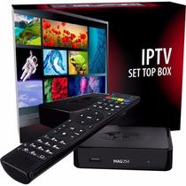 Tv Grátis - Iptv - Box - Receptor - Canais Assinatura