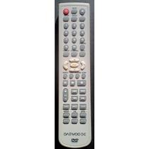 Control Remoto Dvd Daewoo