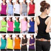 Lote 20 Blusas De Mujer Sport De Colores Moda Japonesa $35pz