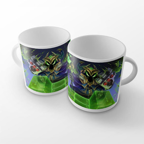 Caneca League Of Legends Veigar Chefão Final Mirror