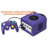 Mantencion Gamecube Calibracion Laser O Lente Gamecube
