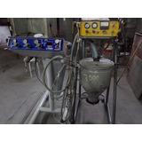 Cabina Y Equipo Para Aplicacion De Pintura En Polvo Permuto