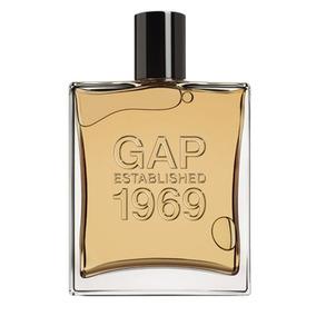 Gap Established 1969 Man Edt Gap - Perfume Mascu 30ml
