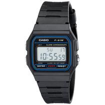 Casio F91w 1 Classic Resina Correa Reloj Deportivo Digital