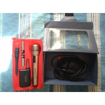 Paral Tripode Quiklok Original + Microfono Sony