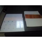 Laminas De Techos En Pvc Cielo Raso Colores 3 Mts X 25 Cm