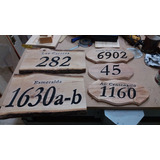 Hacemos Letreros En Maderas Nativas Por Solo $ 5.990