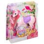 Barbie Reino De Peinados Magicos Unicornio Niñas Mattel