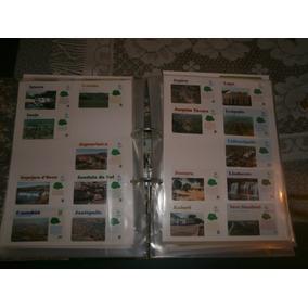 Coleção De Cartões Telefonicos Incompleto