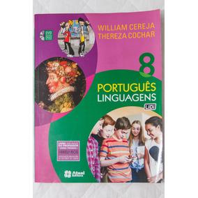 Livro Português Linguagens 8 William Cereja / Thereza Cochar