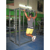 Smith -power Rack Marca: Guerra Fitness Equipent
