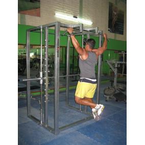 Smith -power Rack Marca: Guerra Fitness Equipent