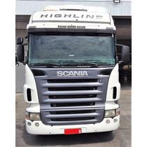 Scania R 420 A 6x2 Highline 2010 Único Dono - Fotos Parte 2