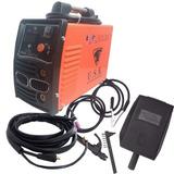 Maquina De Solda Tig Eletrodo 240amp C/ Tocha Inversora Usk
