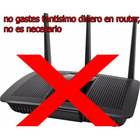 Router Virtual Y Repetidor Wifi Virtual. No Gastes En Router