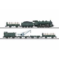 Märklin H0 - 26603 - Tren Bávaro De Mercancías Con Locomotor