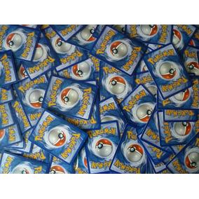 Lote De 350 Card Pokemon + Brinde