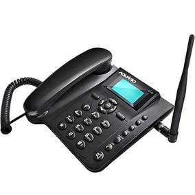Telefone Celular De Mesa Aquário Ca-40 Para Zonas Rurais