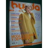 Revista Burda Con Moldes Ropa Moda Costura Confeccion 11/01