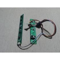 Teclado E Sensor Tv Lcd Aiko# Mod. Fp-l3220