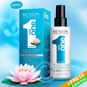 Uniq One Lotus Revlon Hair Treatment 10 Em 1 - 150ml + Frete