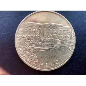 Medalla Armat  Chile S.a  - Xf   ( 832z