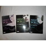 Libros De Night World L.j.smith Trilogia