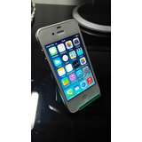 Iphone 4s 16gb, Blanco Original, Ios 9.2.1, Libre,full Equip