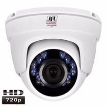 Câmera Segurança Dome Hd Tvi 1 Megapixel Ir Jfl Cd3220+ Cftv