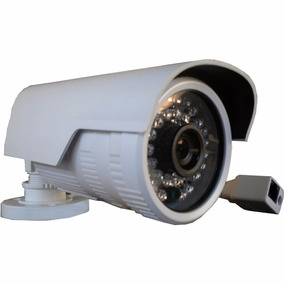 Câmera Ip Lente 2.0mp 720p Externa Full Hd Onvif P2p 50mts