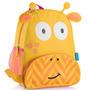 Bolsa Mochila Escolar Passeio Criança Infantil Girafa Gigi