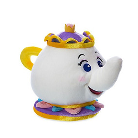 Hermoso Plush Disney Mrs Potts La Bella Y La Bestia Original