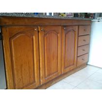 Mueble De Cocina En Cerejeira A Medida