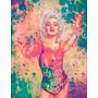 Marilyn Monroe Medida 90 X 70 Cm ..