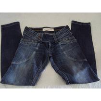Calça Feminina Jeans Damyller Tamanho 38