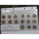 Bélgica - Set De 15 Monedas