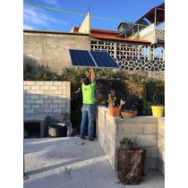 Kit Sitema Solar Aislado 3kwh