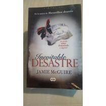 Libro Inevitable Desastre / Jamie Mcguire