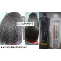 Progressiva Marroquina Burana Cebelos Afros Shampo E Gloss