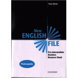 New English File Pre Intermediate Business Resourse Book
