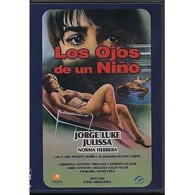 Los Ojos De Un Niño Dvd 1982 Con Jorge Luk Yjulissa