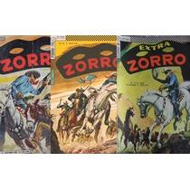 Coleção Gibi Zorro 20 Hqs Digitalizadas Quadrinhos E-books