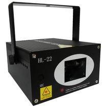 Laser Raio Projetor Holografico Verde Vermelho 250mw Hl 22