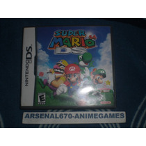 Nintendo Ds Super Mario 64 Ds Nds
