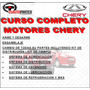 Manual Motores Chery Incluye Cambio De Kit De Tiempo