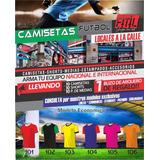 Pack 10 Camisetas De Fútbol Fabricamos Tu Modelo