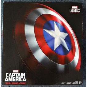 Escudo Capitan America Tamaño Real !! Marvel Legends 60 Cms