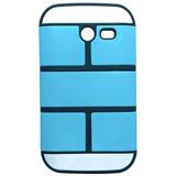 Capa De Celular Samsung Galaxy Pocket 2 G110 Blocks