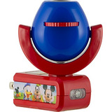 Juguete Disney Proyectables Casa De Mickey Mouse Led Plug-i