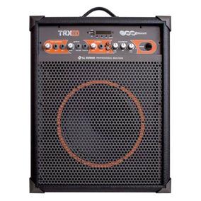 Caixa De Som Amplificada Multiuso Usb Rádio Fm - 24hs